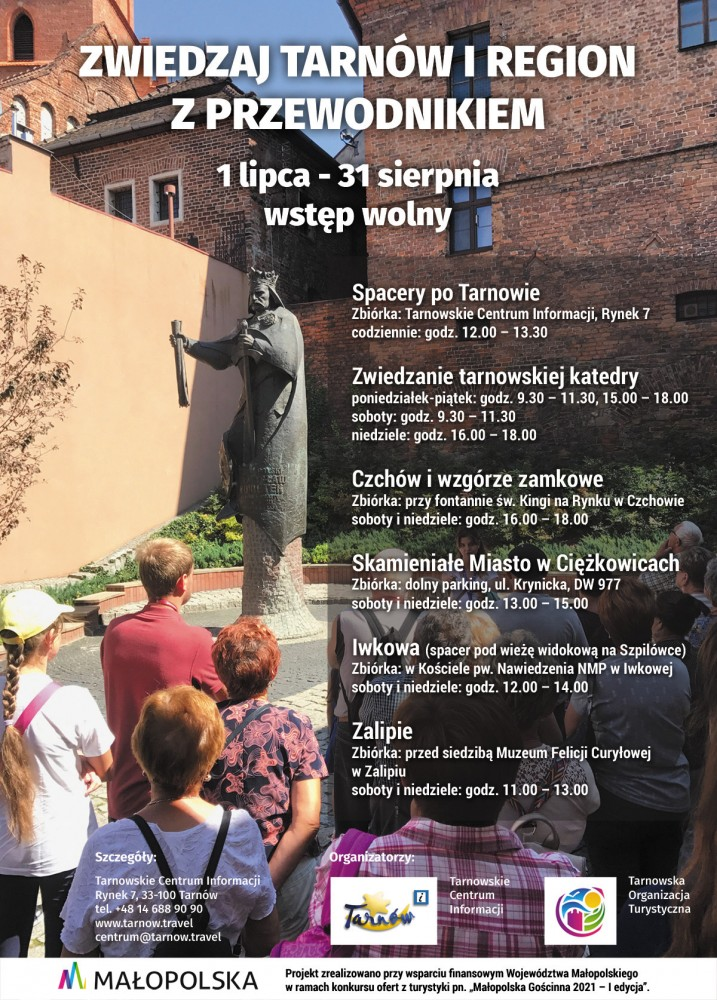 #ZwiedzajTarnow