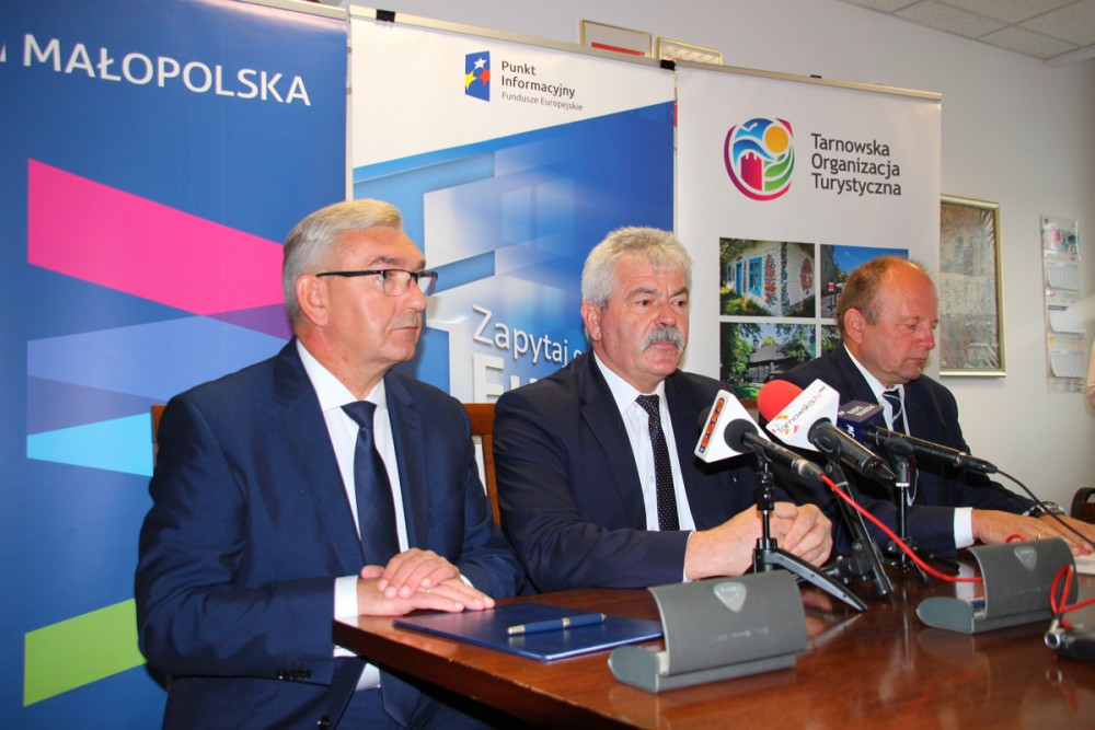 Kolejny partnerski projekt Tarnowskiej Organizacji Turystycznej