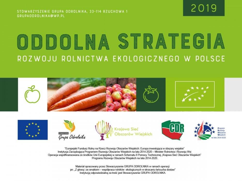 Strategia Rozwoju Rolnictwa Ekologicznego w Polsce