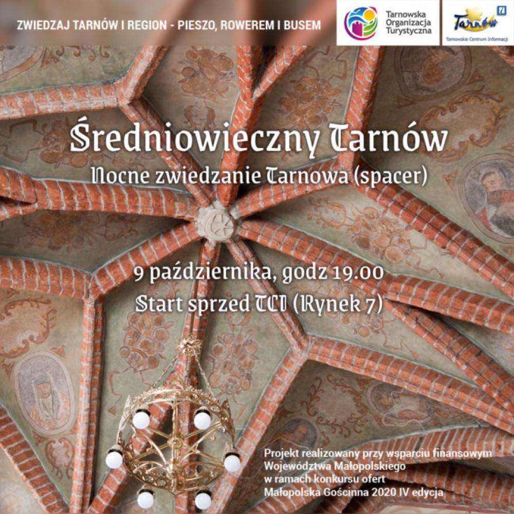 Spacerek po średniowiecznym Tarnowie oraz wycieczka rowerowa do Winnicy Dąbrówka